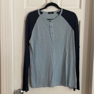 Theory cotton Henley